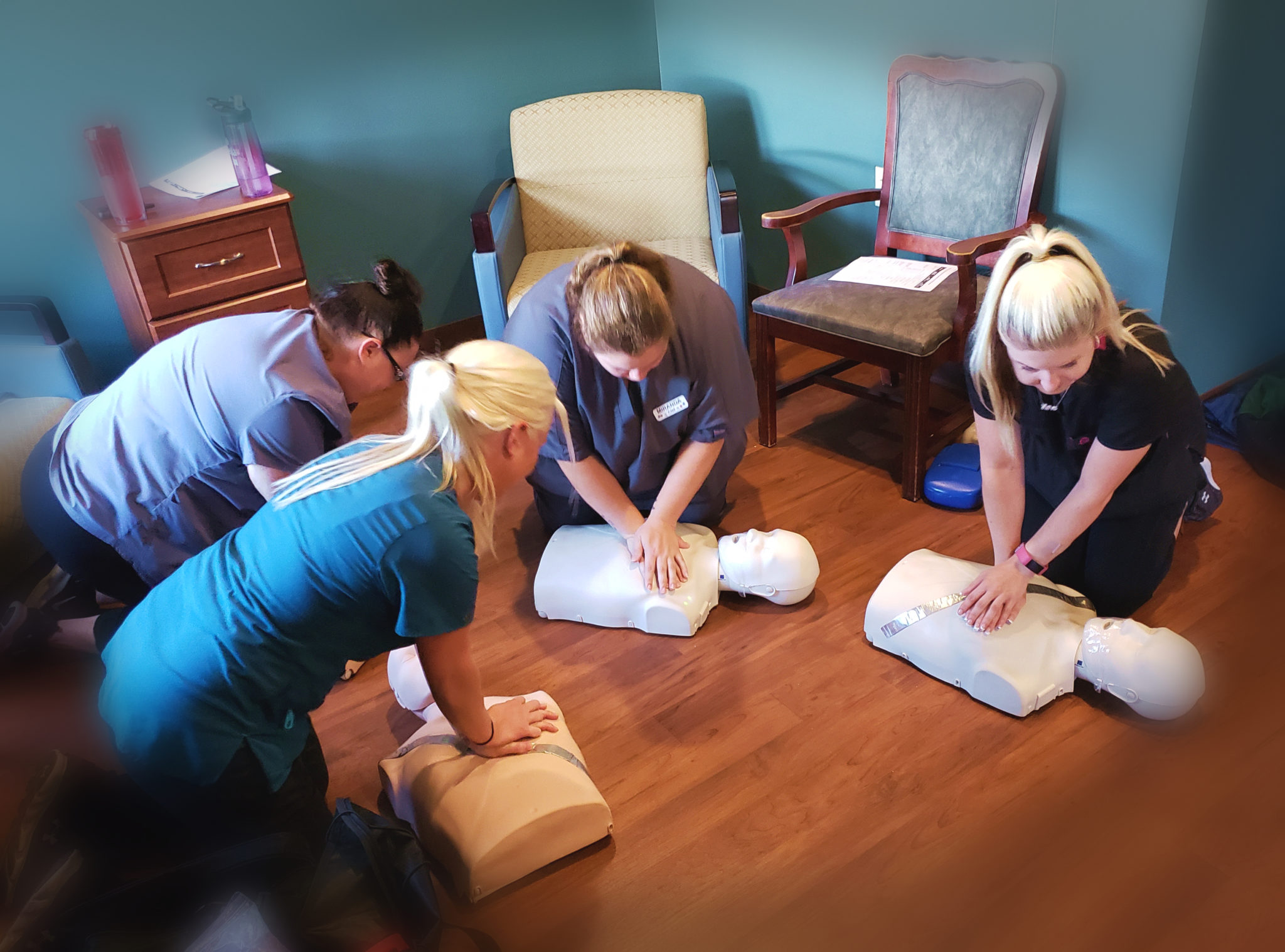 Business CPR Training Madison WI - Rescue Resources, LLC