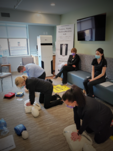 CPR Group Training